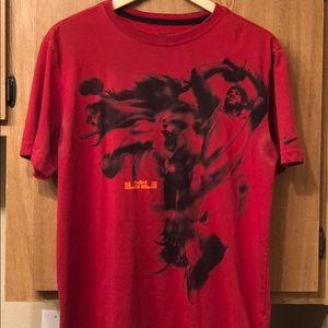Nike Lebron James T-shirt